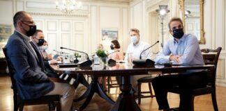 Μητσοτάκης: Δωρεάν το εμβόλιο σε όλους τους Έλληνες πολίτες