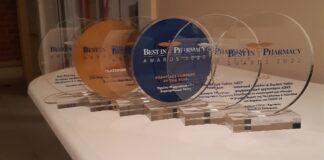 BEST IN PHARMACY AWARDS 2020 – «Pharmacy Company of the Year»