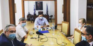 Σύσκεψη στο υπουργείο Υγείας για τα αντιγριπικά εμβόλια και την γρίπη H1N1