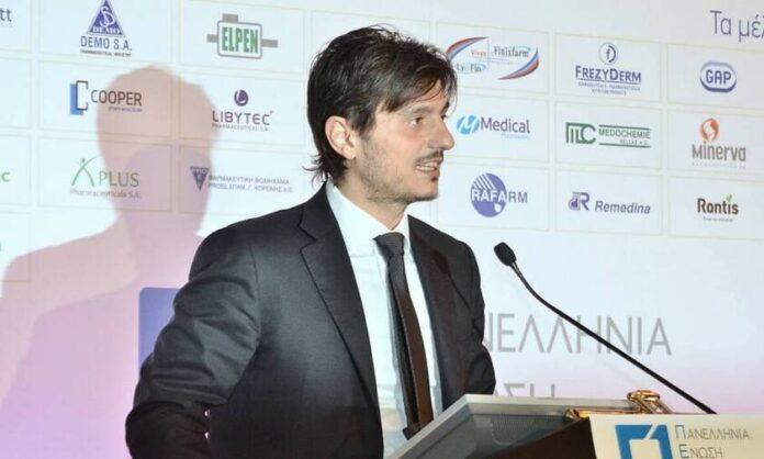 Δ. Γιαννακόπουλος: Στη φαρμακοβιομηχανία δουλεύουμε για 1 και 2% λιγότερο από το σούπερ μάρκετ