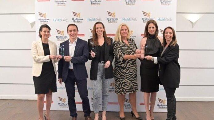 Healthcare Business Awards 2020: Τριπλή βράβευση της AstraZeneca