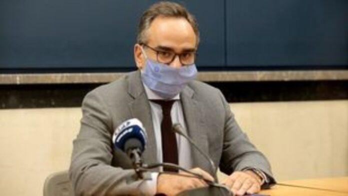 Κοντοζαμάνης: Πάνω από 70% η συμμετοχή των γιατρών για εμβολιασμό για τον κορονοϊό